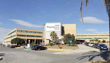 Hospital Quironsalud Torrevieja